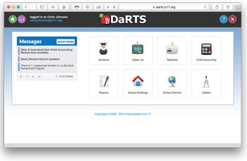 DaRTS 2014 Screen Shot