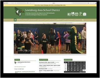 Lewisburg School District Website