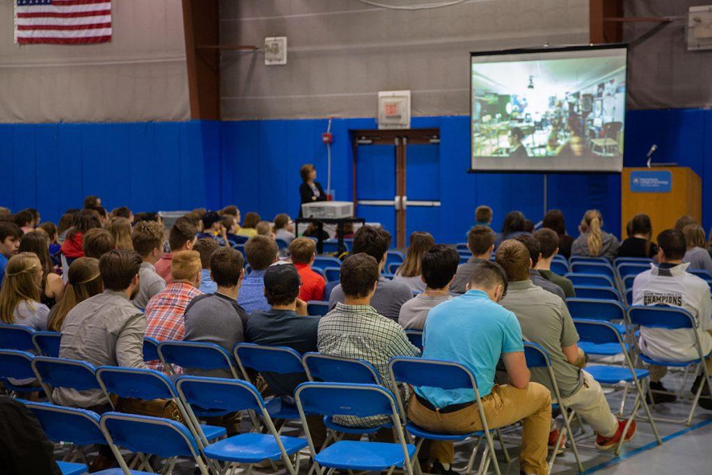 2019 Computer Fair Audience