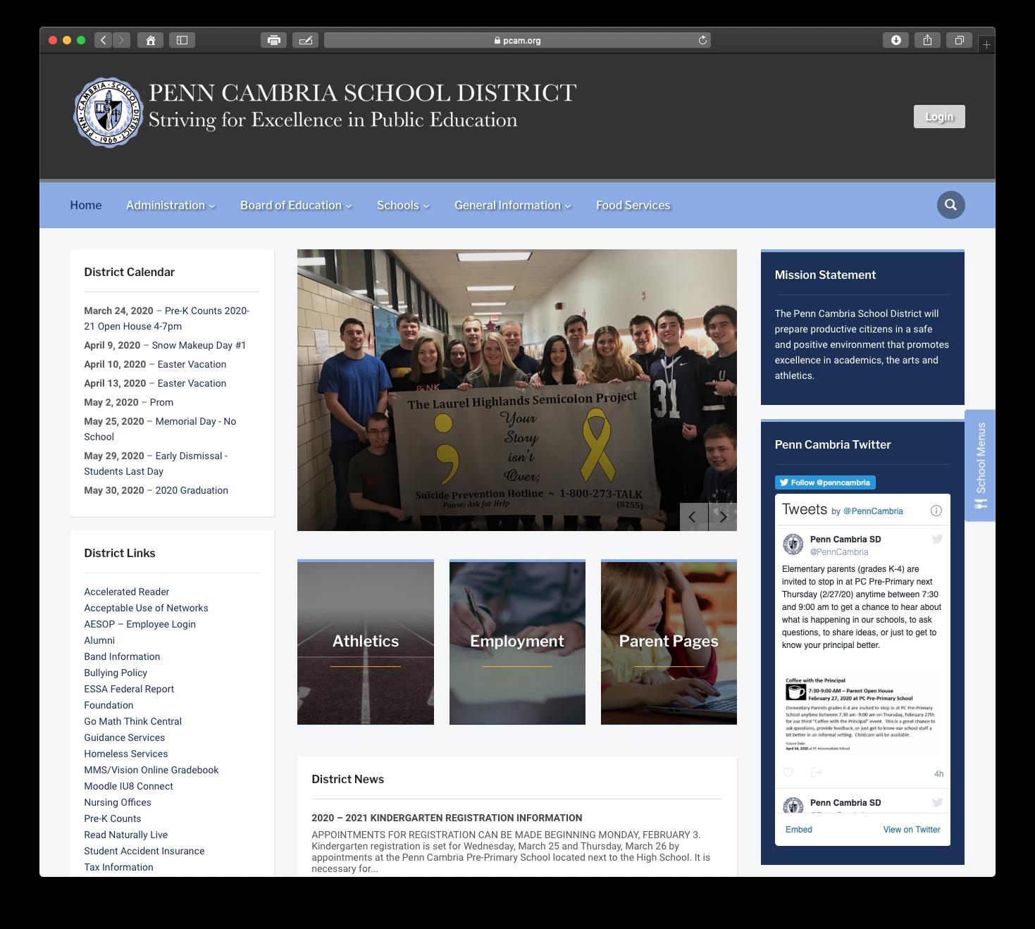 Penn Cambria School District