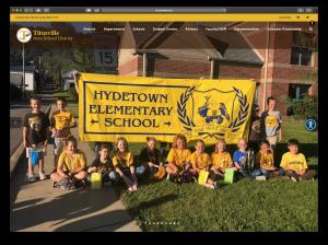 Titusville Website