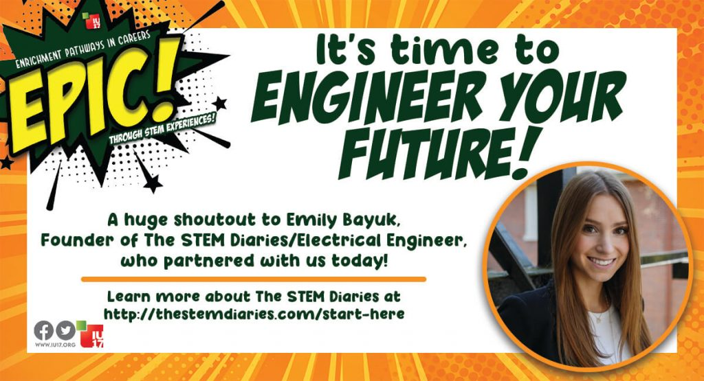 Engineering Your Future with Emily Bayuk