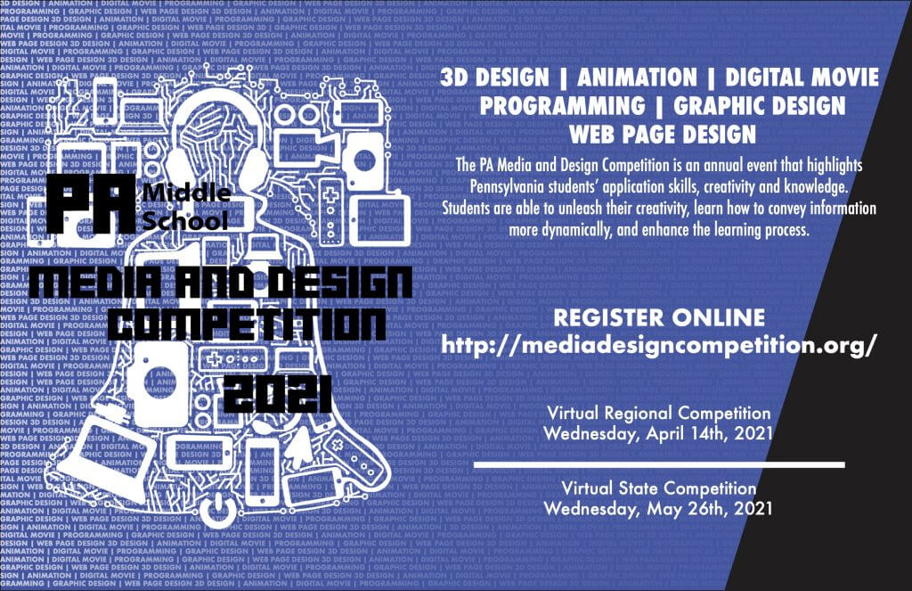 PA Media and Design Competition